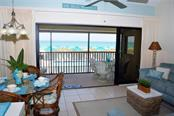 Living Area with full Gulf views - Condo for sale at 4621 Gulf Of Mexico Dr #11c, Longboat Key, FL 34228 - MLS Number is A4187979