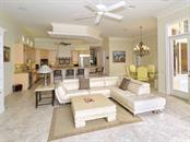 Family Room - Single Family Home for sale at 8233 Midnight Pass Rd, Sarasota, FL 34242 - MLS Number is A4198436