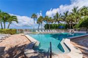 Community swimming pool and sun deck - Condo for sale at 4822 Ocean Blvd #11d, Sarasota, FL 34242 - MLS Number is A4209955
