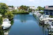 Full Harbor views from master suite. - Condo for sale at 1215 Dockside Pl #204, Sarasota, FL 34242 - MLS Number is A4215997