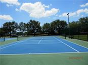 Communityn Tennis Courts - Condo for sale at 4802 51st St W #1318, Bradenton, FL 34210 - MLS Number is A4402353