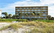 View of the building from the beach - Condo for sale at 4311 Gulf Of Mexico Dr #601, Longboat Key, FL 34228 - MLS Number is A4405195