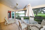 Relaxing Lanai with Lake Views - Villa for sale at 4472 Calle Serena, Sarasota, FL 34238 - MLS Number is A4407721