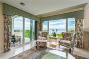 This condo had every window and sliding glass door replaced with high-impact PGT windows in 2017 along with storm shutters! - Condo for sale at 340 Gulf Of Mexico Dr #116, Longboat Key, FL 34228 - MLS Number is A4411000