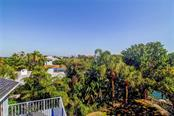 Eastern view from the rooftop deck - Single Family Home for sale at 521 75th St, Holmes Beach, FL 34217 - MLS Number is A4420243