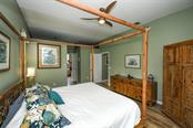 Master Bedroom - two walk-in closets - Single Family Home for sale at 6161 Varedo Ct, Sarasota, FL 34243 - MLS Number is A4422883