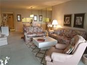 Living room area - Condo for sale at 1125 W Peppertree Dr #603, Sarasota, FL 34242 - MLS Number is A4430690