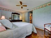 master bedroom - Single Family Home for sale at 6605 Bluewater Ave, Sarasota, FL 34231 - MLS Number is A4440551