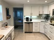 White Shaker Cabinets, Stainless appliances, Comes Fully equipped.  Updated 4 years ago. - Duplex/Triplex for sale at 4418-4420 100th St W, Bradenton, FL 34210 - MLS Number is A4443821