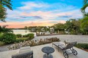 Perfect spot to enjoy the beautiful view. - Single Family Home for sale at 711 Mangrove Point Rd, Sarasota, FL 34242 - MLS Number is A4447637