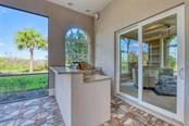 The summer kitchen - Single Family Home for sale at 3719 Founders Club Dr, Sarasota, FL 34240 - MLS Number is A4455099
