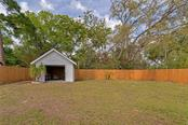 Fully Fenced Back yard. Let the kids and dogs have a ball!! - Single Family Home for sale at 5057 Bell Meade Dr, Sarasota, FL 34232 - MLS Number is A4461883
