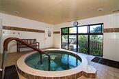 An indoor hot tub is located at the health club as well as several dry saunas located elsewhere. - Condo for sale at 5770 Midnight Pass Rd #509c, Sarasota, FL 34242 - MLS Number is A4472645