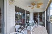 Screened lanai. - Condo for sale at 977 Sandpiper Cir #977, Bradenton, FL 34209 - MLS Number is A4474554