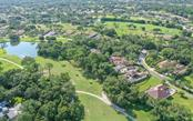 Golf course overview; 3538 Trebor Lane is circled - Single Family Home for sale at 3538 Trebor Ln, Sarasota, FL 34235 - MLS Number is A4475545