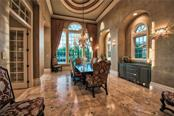 Elegant Dining Room - Single Family Home for sale at 8499 Lindrick Ln, Bradenton, FL 34202 - MLS Number is A4475594