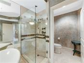 Glamorous and sleek bathroom design. - Condo for sale at 14021 Bellagio Way #407, Osprey, FL 34229 - MLS Number is A4487552