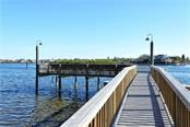 Fishing Pier - Condo for sale at 1200 E Peppertree Ln #602, Sarasota, FL 34242 - MLS Number is A4495963