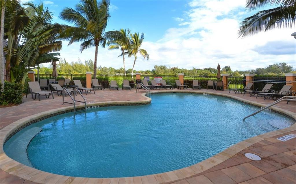 Swimming Pool - Condo for sale at 167 Tampa Ave E #513, Venice, FL 34285 - MLS Number is N5911190