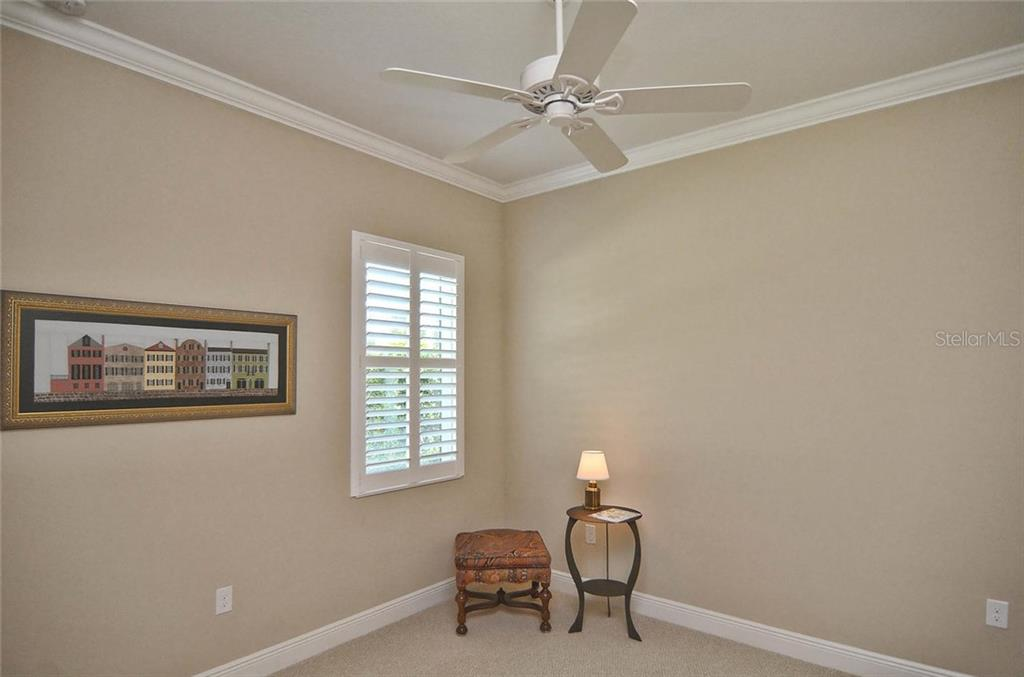 Bedroom 3 - Single Family Home for sale at 293 Marsh Creek Rd, Venice, FL 34292 - MLS Number is N5914238