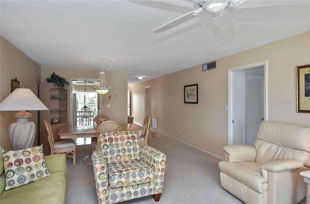 Interior layout - Condo for sale at 500 The Esplanade N #402, Venice, FL 34285 - MLS Number is N6100557