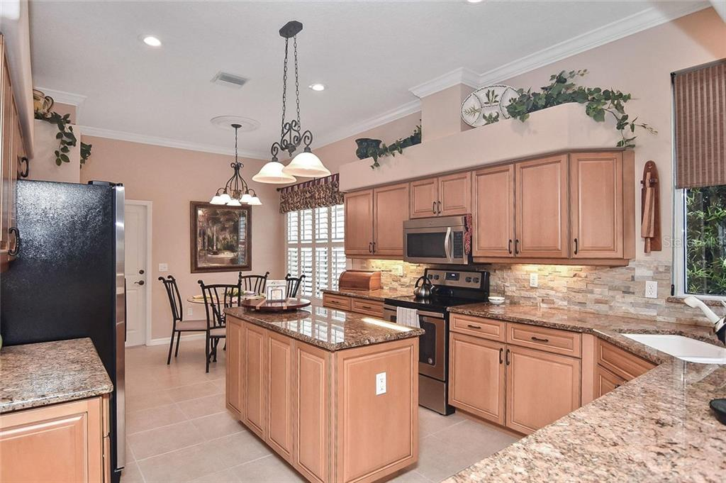 Floor Plan - Single Family Home for sale at 323 Marsh Creek Rd, Venice, FL 34292 - MLS Number is N6100802