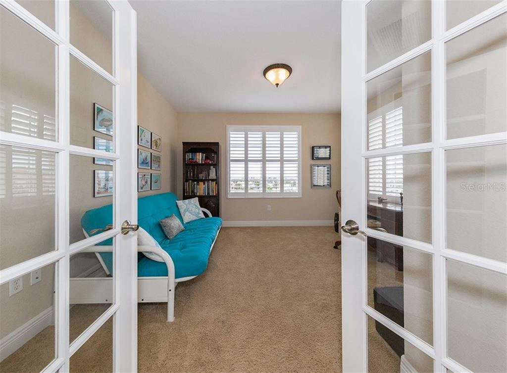 Office/den - Condo for sale at 167 Tampa Ave E #612, Venice, FL 34285 - MLS Number is N6100834