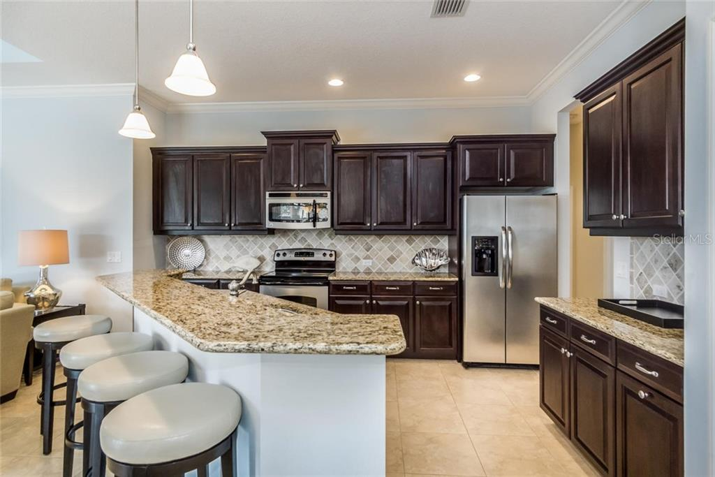 Kitchen - Single Family Home for sale at 368 Marsh Creek Rd, Venice, FL 34292 - MLS Number is N6101204