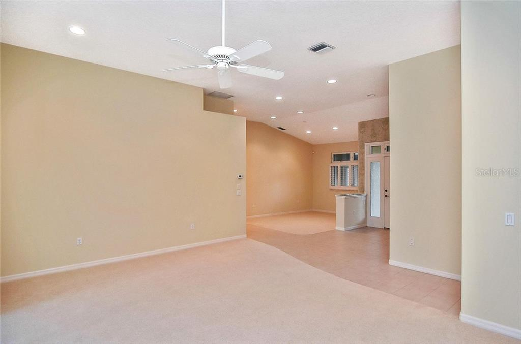 Dining room - Single Family Home for sale at 2156 Muskogee Trl, Nokomis, FL 34275 - MLS Number is N6101745