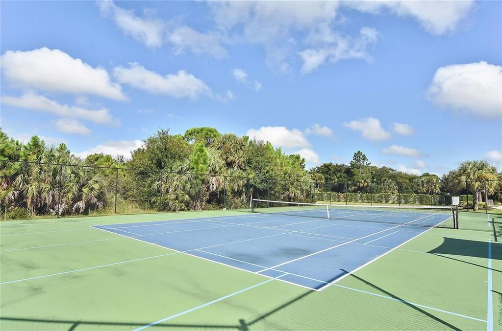 Tennis - Single Family Home for sale at 21220 St Petersburg Dr, Venice, FL 34293 - MLS Number is N6101838