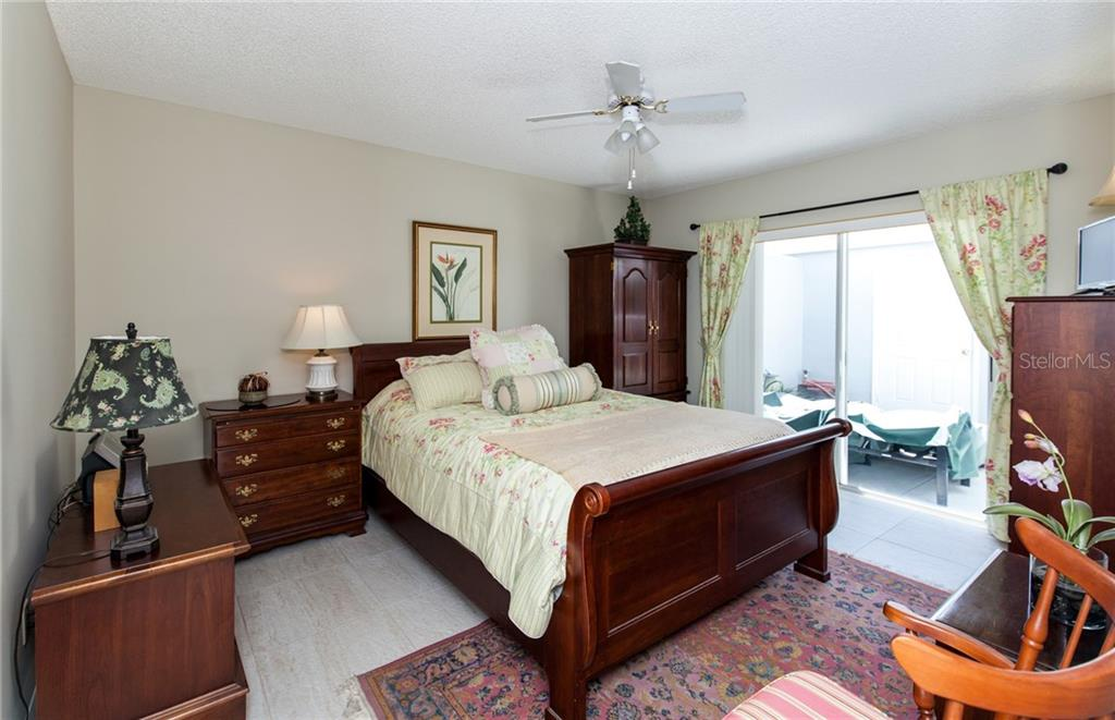 Another view of the Master Suite. - Villa for sale at 206 Cerromar Way S #25, Venice, FL 34293 - MLS Number is N6102127