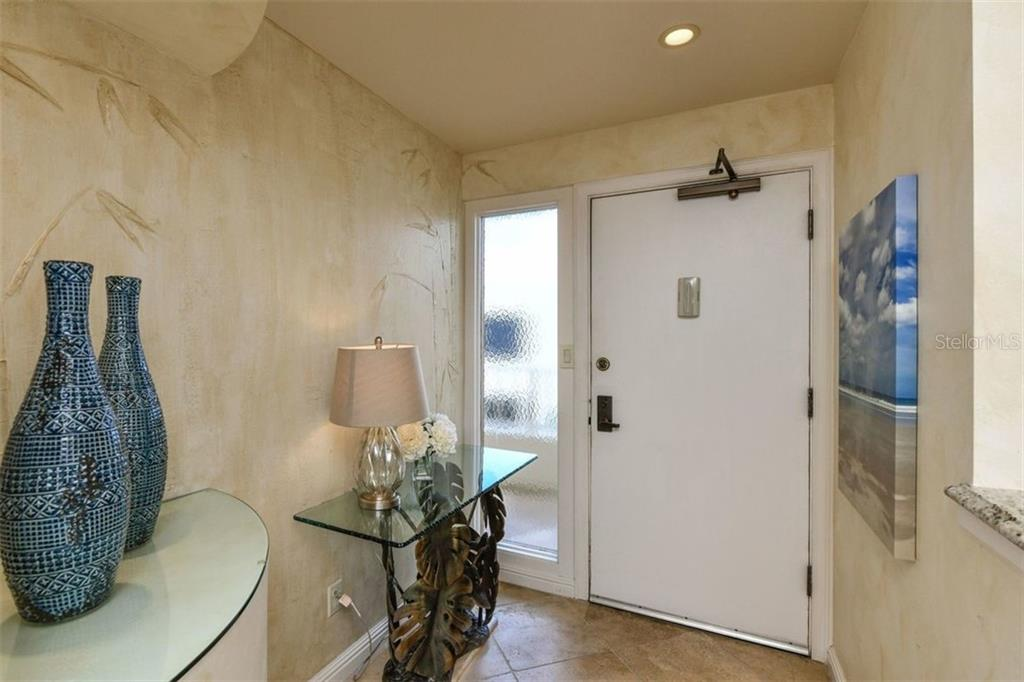 ENTER THE HOME LOOK AT THE VIEW! - Condo for sale at 5740 Midnight Pass Rd #505 F, Sarasota, FL 34242 - MLS Number is N6102195