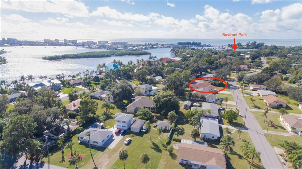 Bayfront Park - Single Family Home for sale at 409 Palm Ave, Nokomis, FL 34275 - MLS Number is N6102313