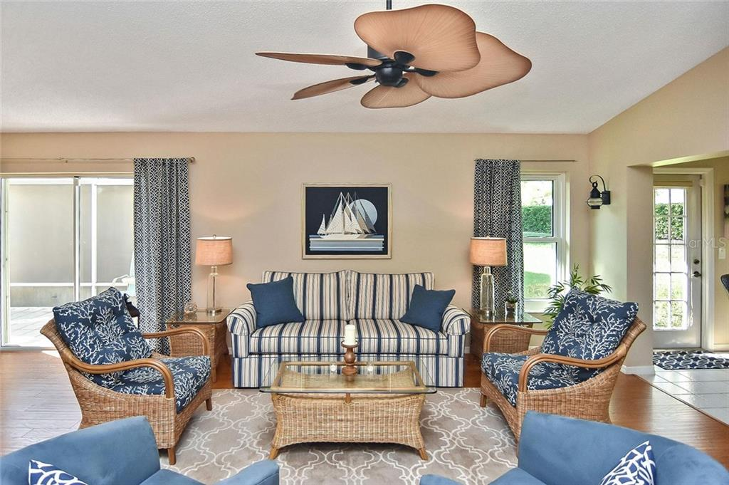 Great room - Villa for sale at 719 Brightside Crescent Dr #36, Venice, FL 34293 - MLS Number is N6102753