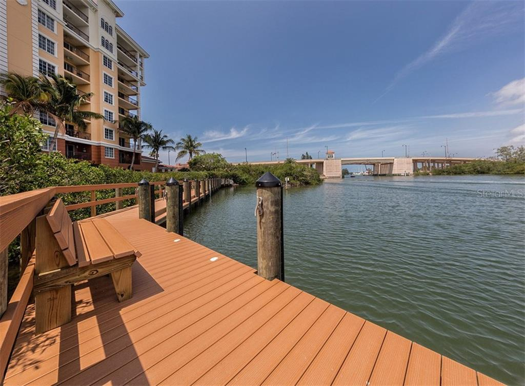 Dock - Condo for sale at 147 Tampa Ave E #902, Venice, FL 34285 - MLS Number is N6104823
