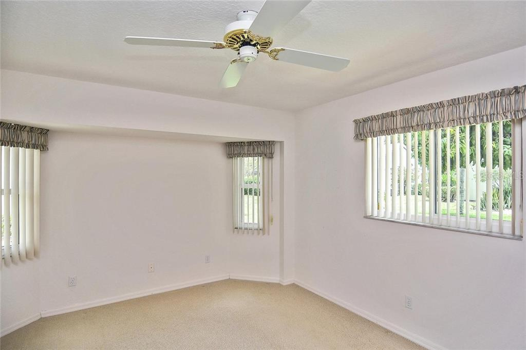 Bedroom - Single Family Home for sale at 2232 E Village Cir, Venice, FL 34293 - MLS Number is N6105697