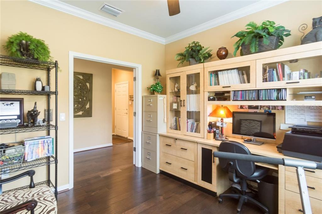 Large Den with Double Door Entry - Single Family Home for sale at 19251 Jalisca St, Venice, FL 34293 - MLS Number is N6106100