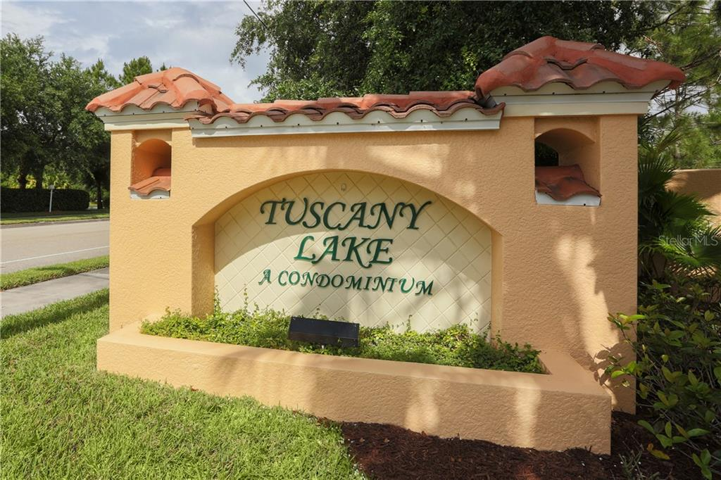 Community sign - Condo for sale at 1761 Auburn Lakes Dr #22, Venice, FL 34292 - MLS Number is N6106204