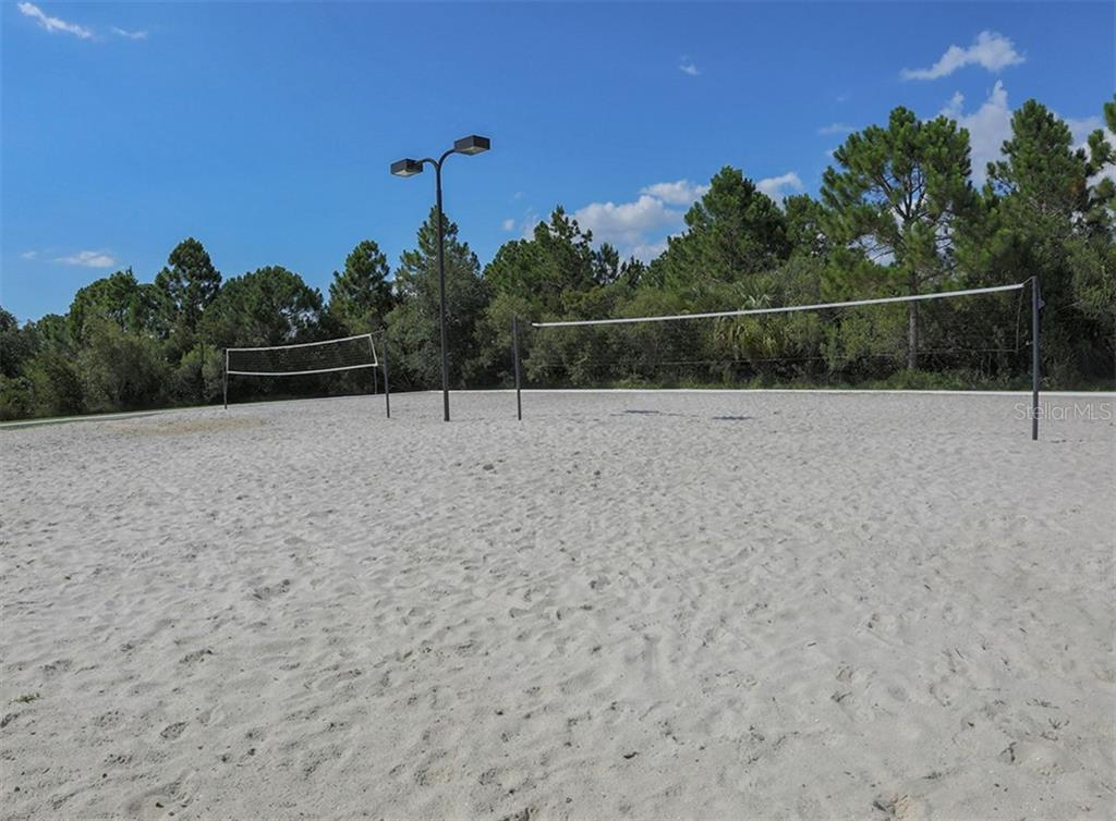 Volleyball - Single Family Home for sale at 11670 Tempest Harbor Loop, Venice, FL 34292 - MLS Number is N6106791