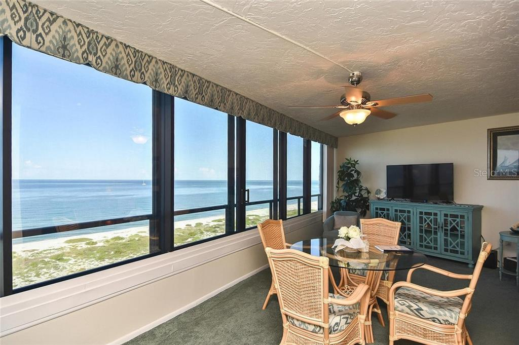 View from Florida room - Condo for sale at 840 The Esplanade N #704, Venice, FL 34285 - MLS Number is N6107071