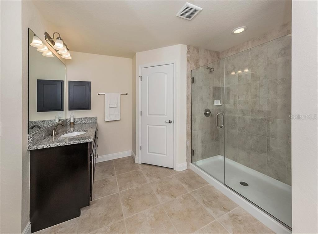 Master shower - Single Family Home for sale at 10449 Redondo St, Port Charlotte, FL 33981 - MLS Number is N6107406