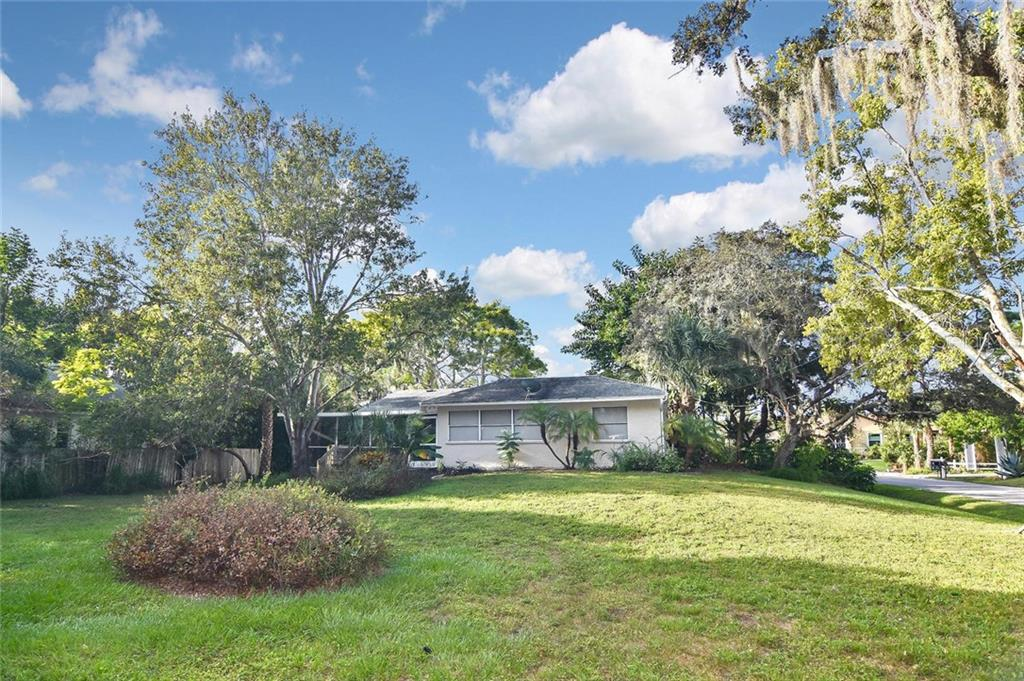 Yard - Single Family Home for sale at 5681 Hale Rd, Venice, FL 34293 - MLS Number is N6107822