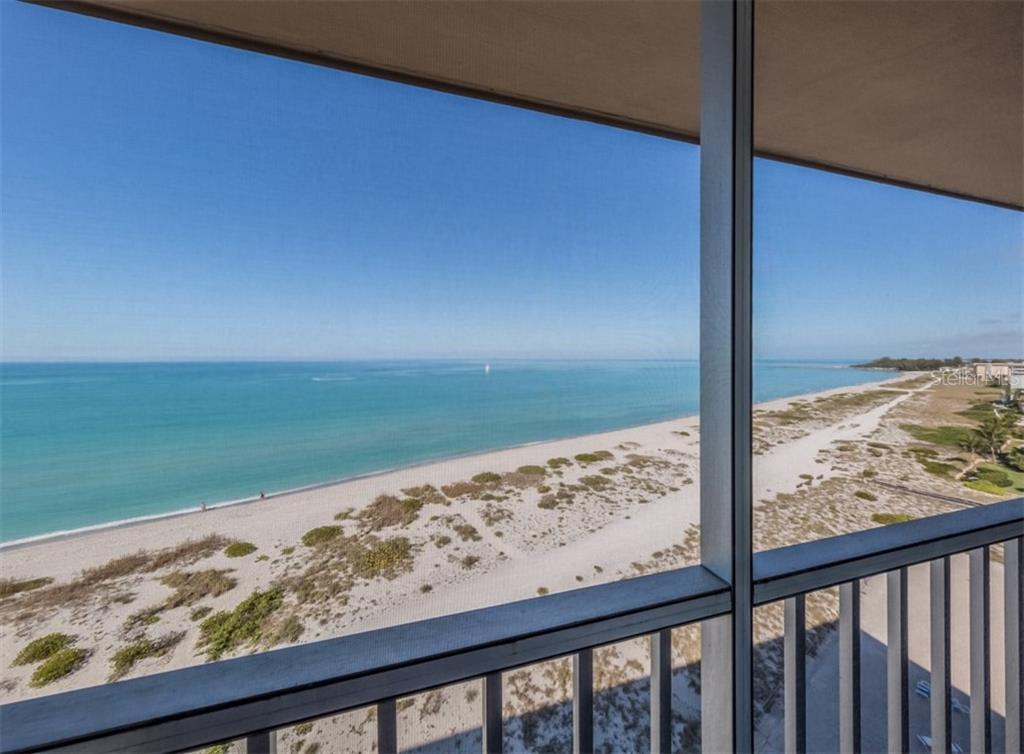 Beautiful Gulf view - Condo for sale at 555 The Esplanade N #1004, Venice, FL 34285 - MLS Number is N6109326