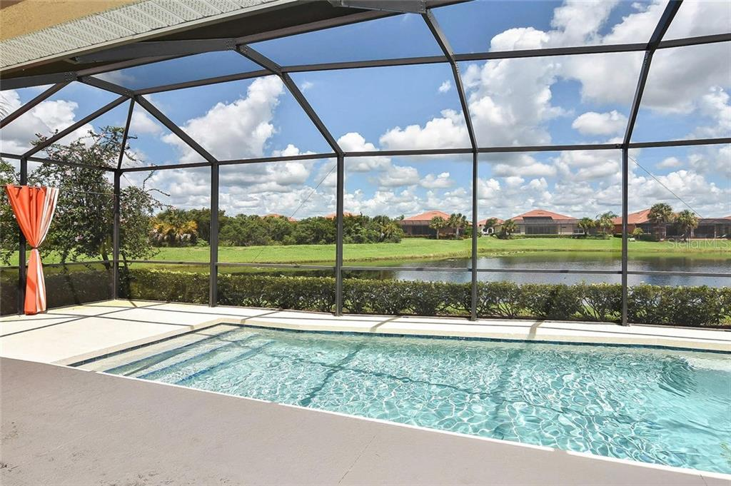 Pool - Single Family Home for sale at 193 Medici Ter, North Venice, FL 34275 - MLS Number is N6110365