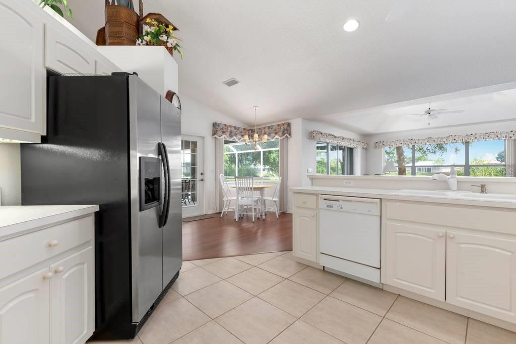Kitchen - Single Family Home for sale at 498 Pine Lily Way, Venice, FL 34293 - MLS Number is N6110849