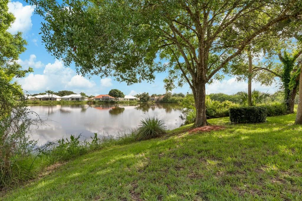 Lake view - Single Family Home for sale at 498 Pine Lily Way, Venice, FL 34293 - MLS Number is N6110849