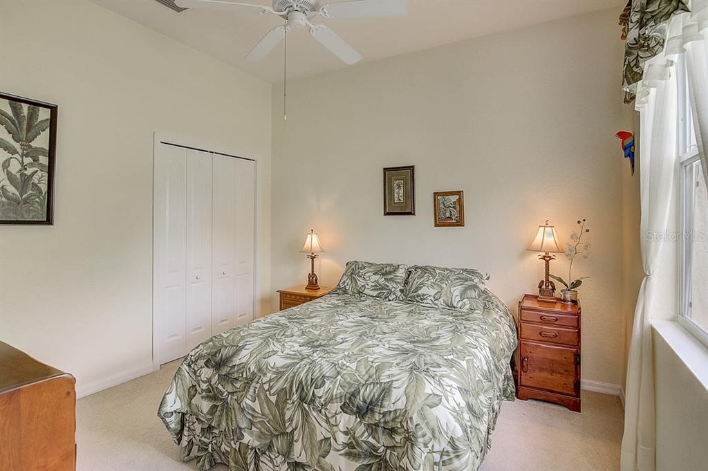 Bedroom 4 - Single Family Home for sale at 1031 Scherer Way, Osprey, FL 34229 - MLS Number is N6111839
