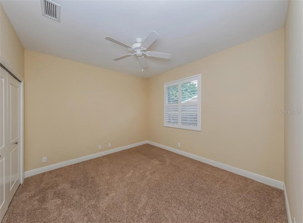 Guest bedroom - Single Family Home for sale at 416 Pensacola Rd, Venice, FL 34285 - MLS Number is N6112676