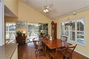 Dining Room with Bay Views - Single Family Home for sale at 910 Casey Cove Dr, Nokomis, FL 34275 - MLS Number is N5915385