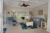Family room - Single Family Home for sale at 537 Lake Of The Woods Dr, Venice, FL 34293 - MLS Number is N6106043